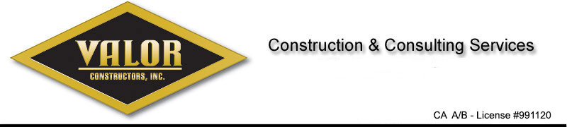 Valor Constructors Inc Construction & Consulting Services
